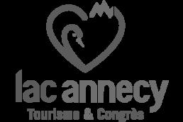 Logo Lac Annecy Tourisme et congrès