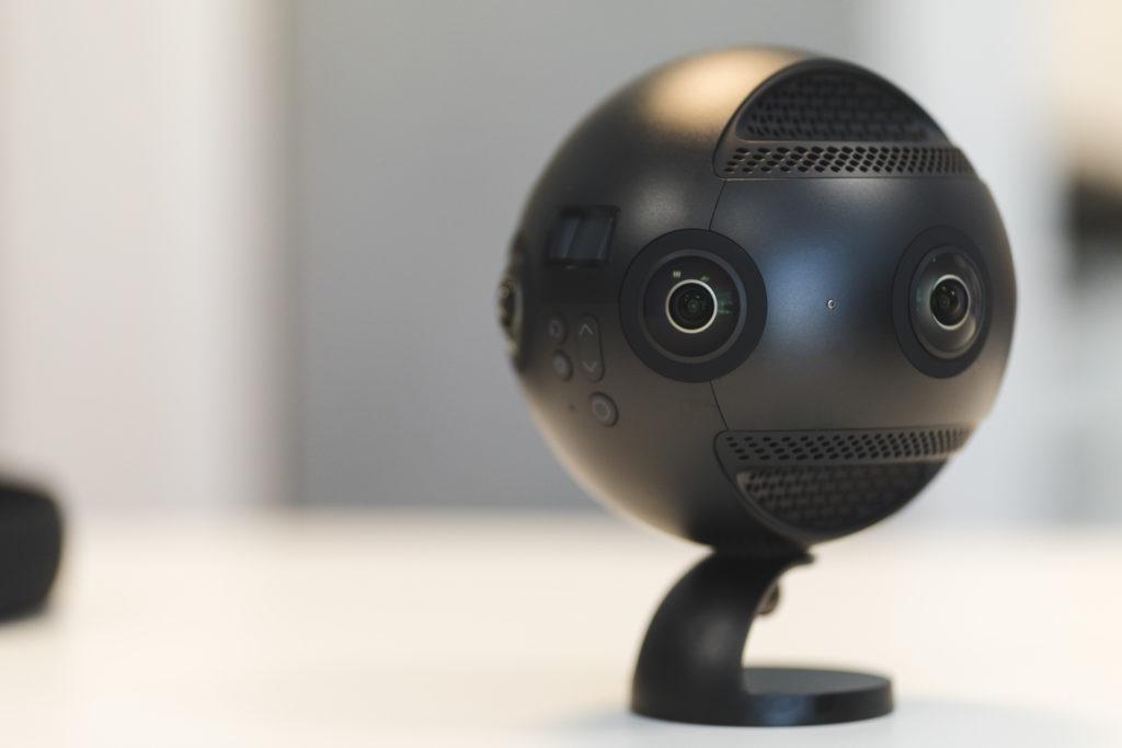 Caméra Insta360 8k